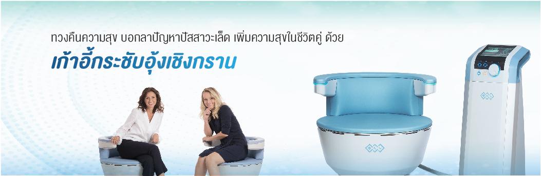 High-Intensity Focus Electro Magnetic Chair (HIFEM)